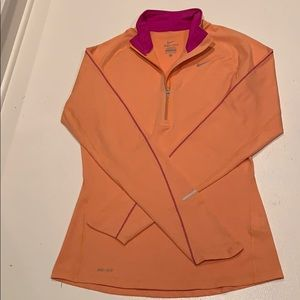 Nike Dri-Fit Running Pullover Jacket